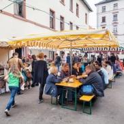 Foto: Markt im Hof