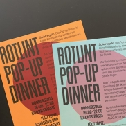 Foto: Rotlint-Pop-up-Dinner