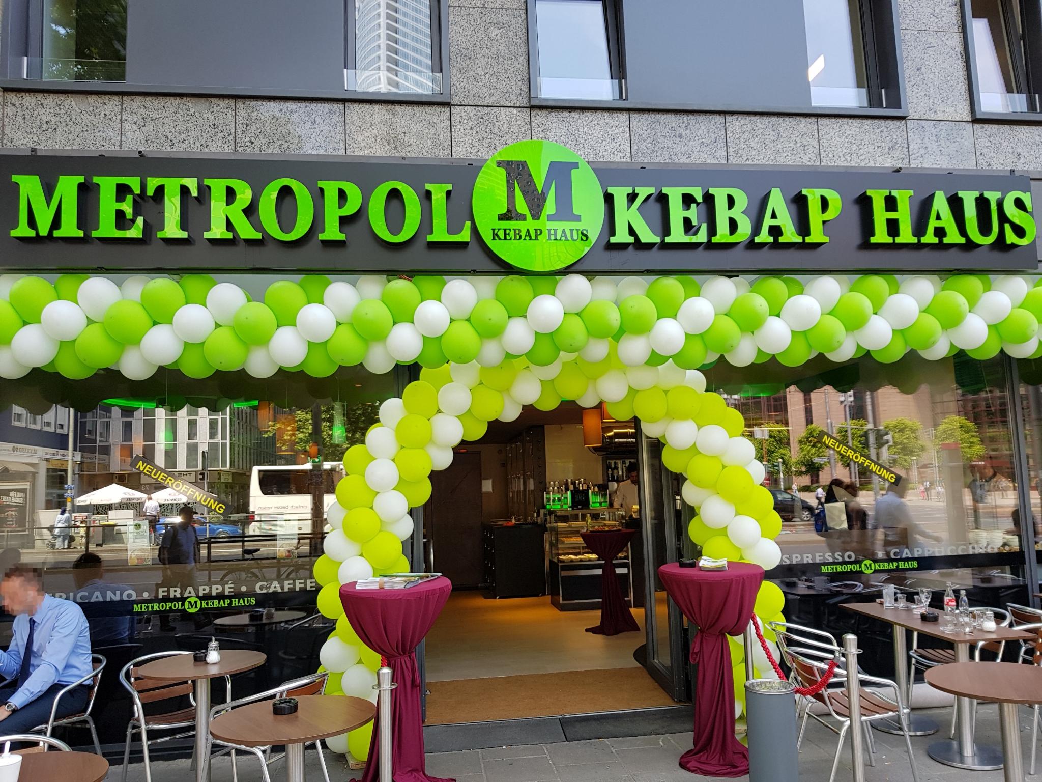 Genuss Magazin Frankfurt News für Genießer - Orientalische Küche am ...