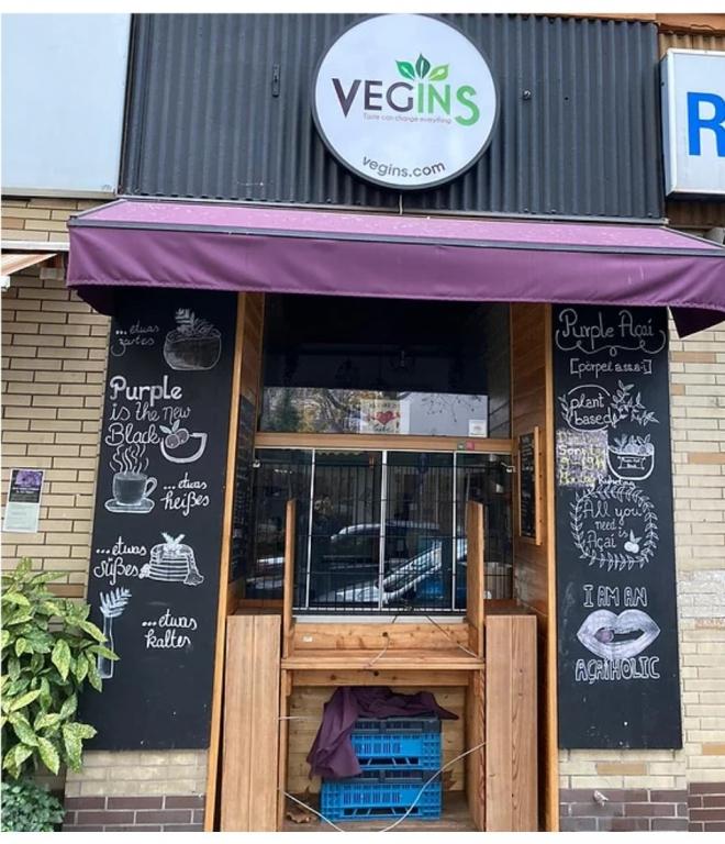 Foto: Vegins Vegan Food